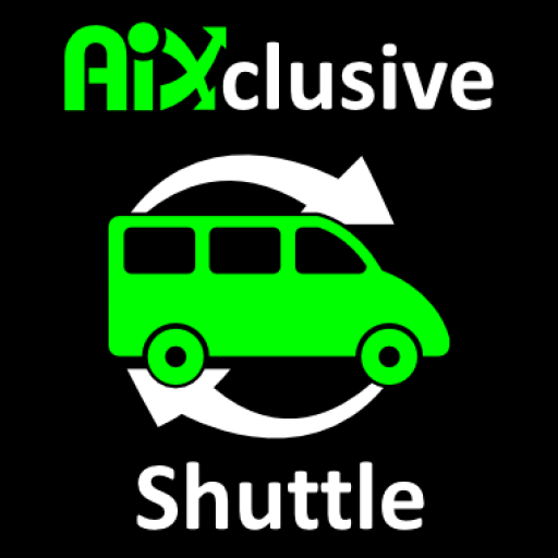 Aixclusive-Shuttle Logo